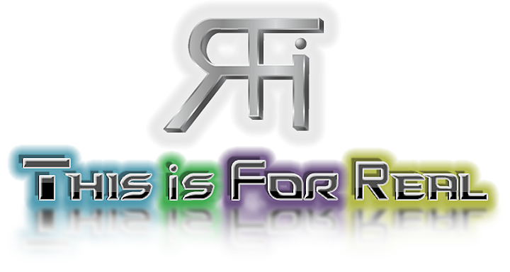 This is For Real Logo